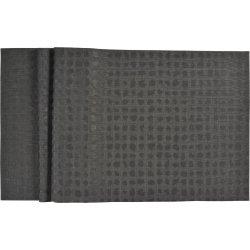 Default Category SensoDays Napron Sander Jacquards Club 50x250cm, protectie anti-pata, 34 graphite