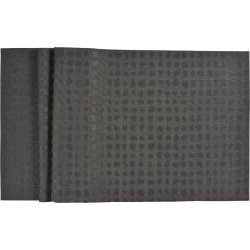 Default Category SensoDays Suport farfurii Sander Jacquards Club 35x50cm, protectie anti-pata, 34 graphite