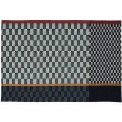 Default Category SensoDays Napron Sander Jacquards Nelson 47x150cm, 34 graphite