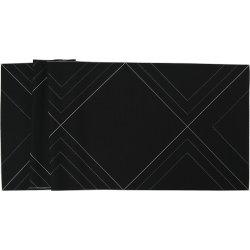 Default Category SensoDays Napron Sander Embroidery Focus 50x150cm, 39 negru