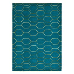 Covoare Covor Wedgwood Arris 170x240cm, 37307 Teal