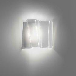 Aplica Artemide Logico Micro design Gerhard Reichert , Michele De Lucchi, alb