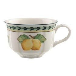 Cadouri pentru pasionati Ceasca pentru ceai Villeroy & Boch French Garden Fleurence 0.20 litri