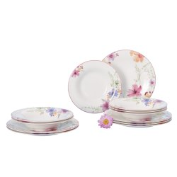 Default Category SensoDays Set cina Villeroy & Boch Mariefleur Basic 12 piese