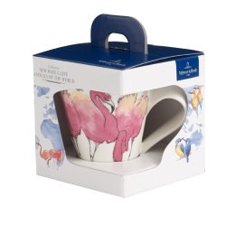 Cana Villeroy & Boch NewWave Caffe Flamingo 0.30 litri giftbox