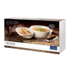Default Category SensoDays Set 2 boluri supa Villeroy & Boch Soup Passion 23x13cm