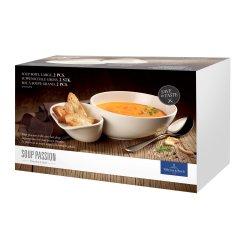 Default Category SensoDays Set 2 boluri supa Villeroy & Boch Soup Passion 28x17cm