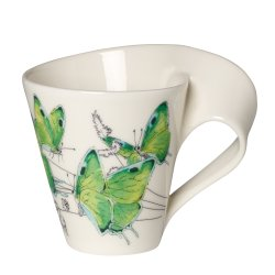 Cana Villeroy & Boch NewWave Caffe Deep Green Hairstreak Gift Box 0.30 litri