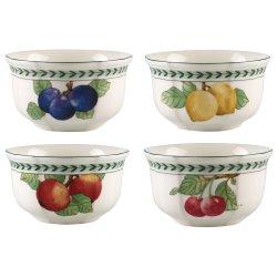 Default Category SensoDays Set 4 boluri Villeroy & Boch French Garden Modern Fruits 0.75 litri