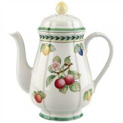 Ceainice, Servire cafea Vas servire cafea Villeroy & Boch French Garden Fleurence 1.25 litri