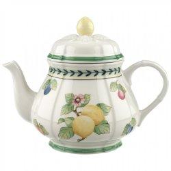 Servirea mesei Vas servire ceai Villeroy & Boch French Garden Fleurence 1 litru
