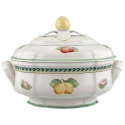 Servirea mesei Vas servire supa Villeroy & Boch French Garden Fleurence 2.50 litri