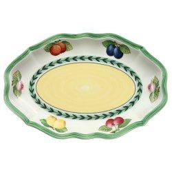 Default Category SensoDays Platou Villeroy & Boch French Garden Fleurence Pickle dish 24cm