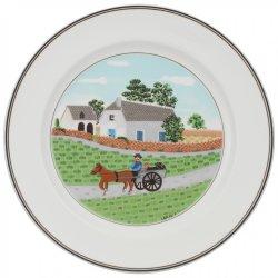 Farfurie plata Villeroy & Boch Design Naif Farmer 27 cm