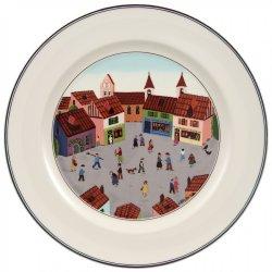 Farfurie plata Villeroy & Boch Design Naif Village 27 cm
