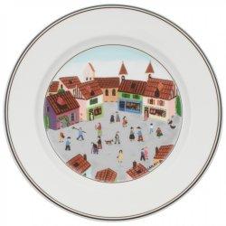 Farfurie Villeroy & Boch Design Naif Salad Village 21 cm