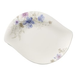 Default Category SensoDays Bol plat Villeroy & Boch Mariefleur Gris Serve & Salad 34cm