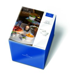 Default Category SensoDays Set snack Villeroy & Boch For Me pentru 2 persoane