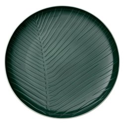 Servirea mesei Farfurie Villeroy & Boch it's my match green Leaf 24x3cm