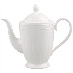 Servirea mesei Vas servire cafea Villeroy & Boch White Pearl 1.35 litri