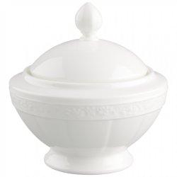 Servirea mesei Zaharnita Villeroy & Boch White Pearl 0.35 litri