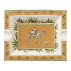 Cadouri pentru Zile de Nastere Scrumiera Villeroy & Boch Samarkand Mandarin 17x21cm