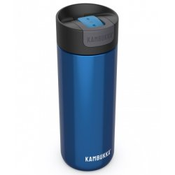 Sticle & Termosuri Cana termos Kambukka Olympus cu capac Switch, inox, 500ml, Swirly Blue