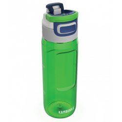 Sticle & Termosuri Sticla Kambukka Elton cu capac 3 in 1 Snapclean, Tritan, 750 ml, Spring Green
