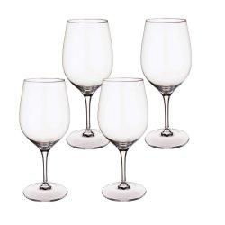 Seturi pahare Set 4 pahare vin rosu Villeroy & Boch Entree Goblet 198mm, 0,48 litri