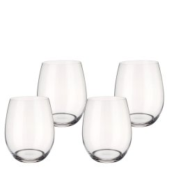 Pahare & Cupe Set 4 pahare apa Villeroy & Boch Entree Tumbler 2 110mm, 0,48 litri