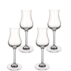 Seturi pahare Set 4 pahare Villeroy & Boch Boston Entree Sherry goblet 0.10 litri