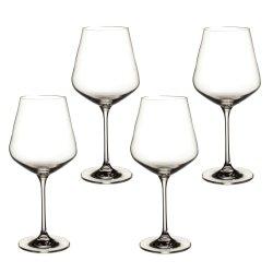 Set 4 pahare vin rosu Villeroy & Boch La Divina Goblet 235mm, 0,47 litri