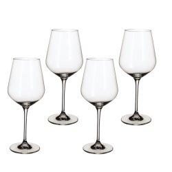 Pahare & Cupe Set 4 pahare vin rosu Villeroy & Boch La Divina Bordeaux Goblet 252mm, 0,65 litri