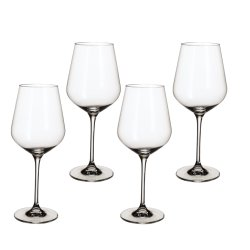 Default Category SensoDays Set 4 pahare vin rosu Villeroy & Boch La Divina Bordeaux Goblet 252mm, 0,65 litri