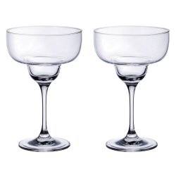 Pahare & Cupe Set 2 pahare Margarita Villeroy & Boch Purismo 0.34 litri