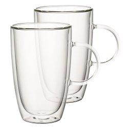 Servirea mesei Set 2 cesti Villeroy & Boch Artesano Hot&Cold Beverages XL, 0,45 litri