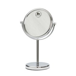 Mobilier de baie Oglinda cosmetica rotunda Bemeta 235x350x150 mm, diametru 150 mm