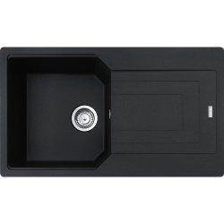 Default Category SensoDays Chiuveta bucatarie fragranite Franke Urban UBG 611-86, 860x500mm, Nero