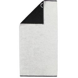Default Category SensoDays Prosop baie Cawo Code Doubleface 50x100cm, 79 silver