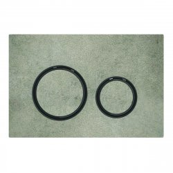 Rezervoare WC Clapeta actionare Geberit Sigma21, beton - crom negru