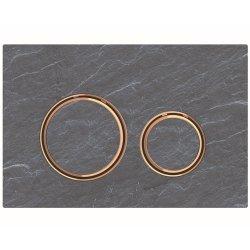 Default Category SensoDays Clapeta actionare Geberit Sigma21 mustang ardezie / rose-gold