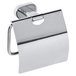 Accesorii baie Suport hartie igienica cu aparatoare Bemeta Oval