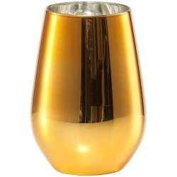 Set 2 pahare apa Schott Zwiesel Vina Shine Gold 397ml