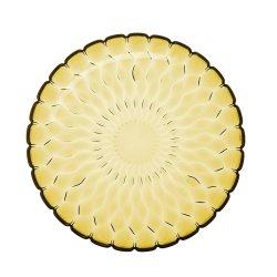 Default Category SensoDays Platou Kartell Jelly design Patricia Urquiola, 45cm, galben transparent