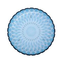 Default Category SensoDays Platou Kartell Jelly design Patricia Urquiola, 45cm, albastru transparent
