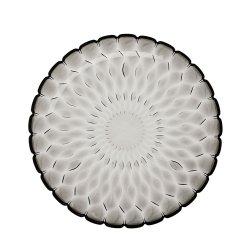 Default Category SensoDays Platou Kartell Jelly design Patricia Urquiola, 45cm, fumuriu transparent