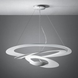 Default Category SensoDays Suspensie Artemide Pirce design Giuseppe Maurizio Scutella, LED 44W, alb