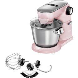 Produse Noi Robot de bucatarie Bosch OptiMUM MUM9A66N00 1600W, bol inox 5.5litri, 7 viteze + Puls, roz
