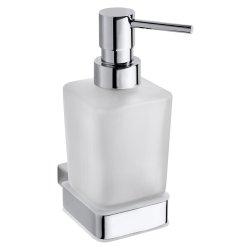 Dispenser sapun lichid Bemeta Via cu montaj pe perete