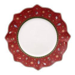 Default Category SensoDays Farfurie plata Villeroy & Boch Toy's Delight Red 29cm